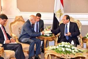 Egypt Prez Sisi desires to take ties with India to higher level:...