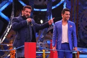 Bigg Boss 11 Weekend Ka Vaar preview: Watch Salman Khan sing Selfie...