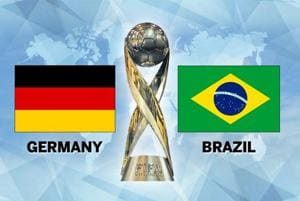 FIFA U-17 World Cup, Germany vs Brazil, live football score: GER 0-0...
