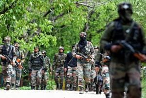 Security forces increase footprint in militant bastion Shopian in J-K