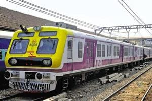 Mumbai police save mentally ill man from being hit by train, reunite...