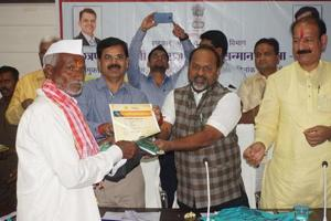 23 Maharashtra farmers get 'no dues' certificates, but are not...