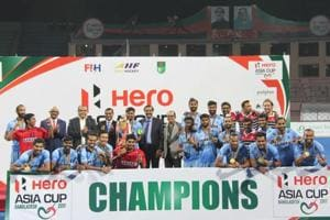 India vs Malaysia, Asia Cup hockey final, video highlights