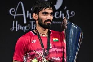 Kidambi Srikanth blows away Lee Hyun Il, clinches Denmark Open...