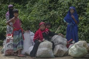 Bangladesh braces for possible surge in Rohingya arrivals as thousands...