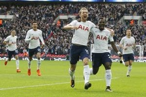 Harry Kane scores twice as Tottenham Hotspur crush Liverpool in...