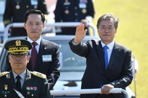 South Korea president says will continue phasing out nuclear power