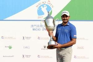 Gaganjeet Bhullar clinches commanding win in Macau Open golf