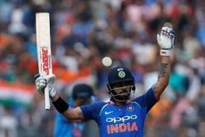 Mumbai cricket body felicitates Virat Kohli for 200th ODI appearance