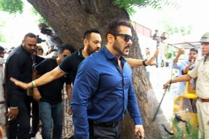 Man claiming to be Salman Khan's bodyguard threatens Mumbai woman with...