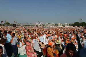 Varun Patel and Reshma Patel, Hardik Patel's key aides, join BJP
