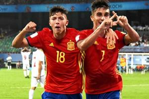 FIFA U-17 World Cup: Spain coach says there is room for improvement