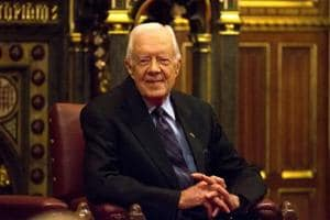 Former US President Jimmy Carter says will travel to North Korea:...