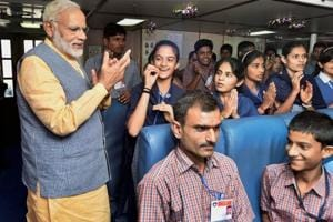 PM Narendra Modi gifts new projects to election-bound Gujarat, defends...