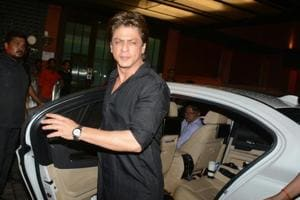 I am Shah Rukh Khan, so why should I want to be someone else: SRK