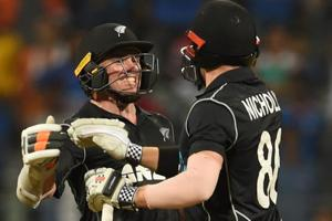 India vs New Zealand: Tom Latham, Ross Taylor guide NZ to comfortable...