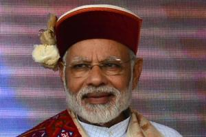 PM Modi among BJP's 40 star campaigners for Himachal polls