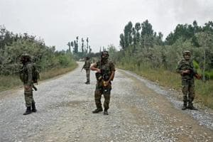 Militants ransack police official's house in Jammu and Kashmir's...