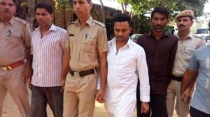 Gurgaon: Four held for robbing man of bike, money