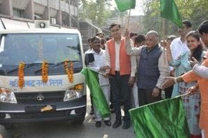 Door-to-door waste collection starts in 65 wards of Ghaziabad
