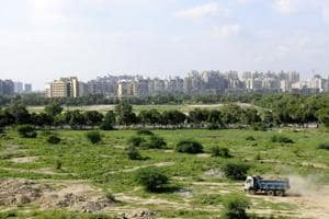 Park, old age home in Noida Sector 62 to miss Jan deadline