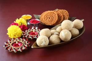 Expert tips on how to recycle leftover Diwali mithai.