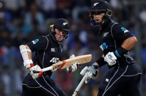 Ross Taylor praises 'young' Tom Latham for match-winning ton vs India...