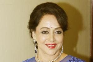 Actor Hema Malini is excited to have become a grandmother again.