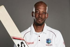 West Indies inch closer to victory over Zimbabwe in first Test at...