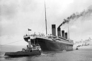 'Ship is like a palatial hotel': Letter by Titanic victim sold for...