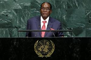 WHO withdraws Zimbabwean Prez Robert Mugabe's goodwill ambassador...