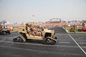 Greater Noida: ITBP to showcase mechanised column that guards...