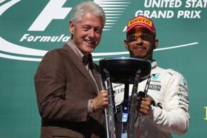 Lewis Hamilton wins United States Grand Prix, on verge of 4th Formula...
