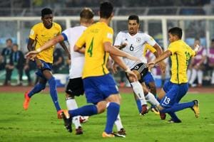 FIFA U-17 World Cup: Germany coach slams referee after quarterfinal...