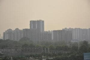 Four days after Diwali, pollution still high in Ghaziabad