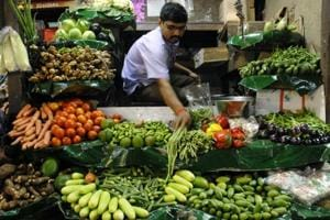 Downpour pushes up veggie prices in Mumbai