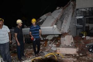 Panchkula cylinder blast: Death toll reaches five