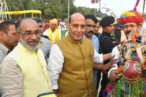 India culturally dominated China for over 2,000 years: Rajnath Singh