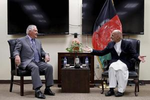 India to host Afghan President Ashraf Ghani, US secy of state Rex...