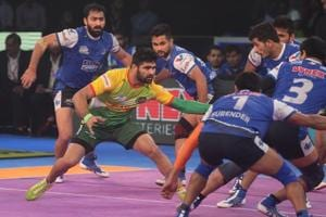 Pro Kabaddi League: Patna Pirates outshine Haryana Steelers in...