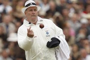 Darrell Hair, controversial cricket umpire, guilty of stealing from...