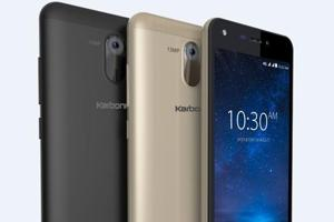 Karbonn Titanium Jumbo with 13-megapixel camera launched, priced at Rs...