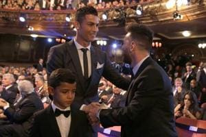 The end of Cristiano v Messi? It's just starting, says Ronaldo