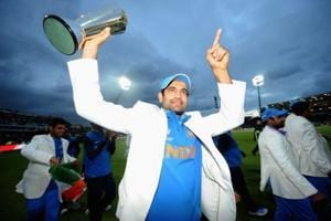 Irfan Pathan admits Indian cricket team comeback is 'on thin ice'