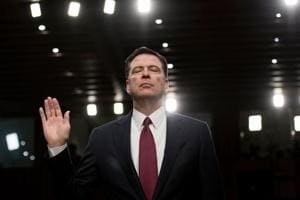 Trumping the world? Ex-FBI chief James Comey was running a secret...