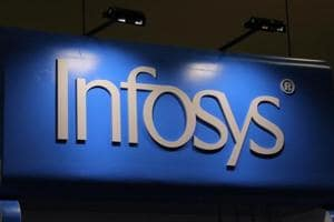 Infosys cuts full-year revenue forecast despite rise in quarterly...