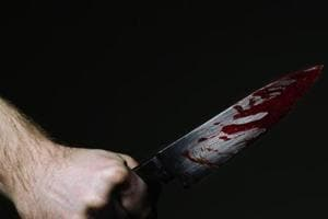 A sharp object was used to attack the women on their neck with the intent to behead them.