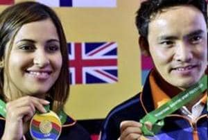 ISSF World Cup shooting: Heena Sindhu, Jitu Rai give India golden...
