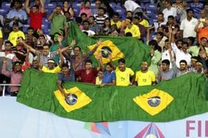 Kolkata laps up FIFA U-17 World Cup 'gift' - a Brazil vs England...