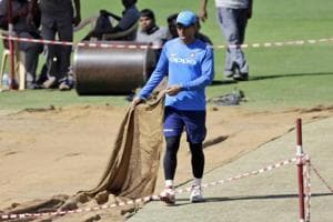 India, New Zealand practice hard ahead of crucial 2nd ODI in...
